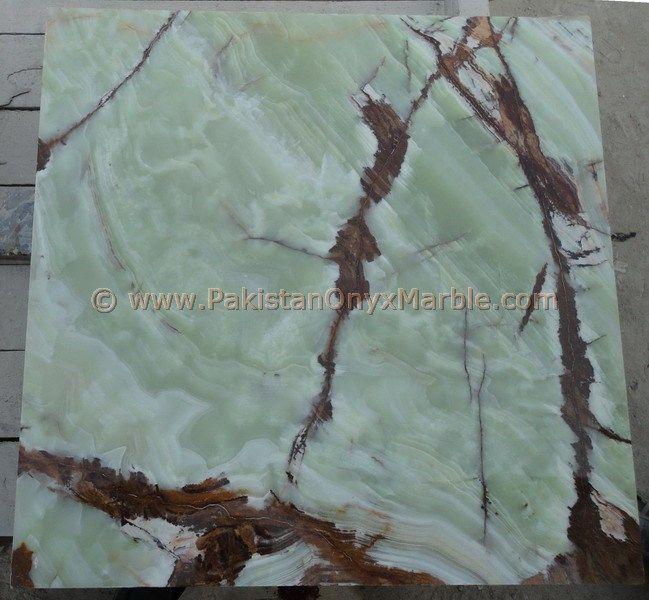 Green Onyx Floor Tiles Mosaic Wall Tile Kitchen