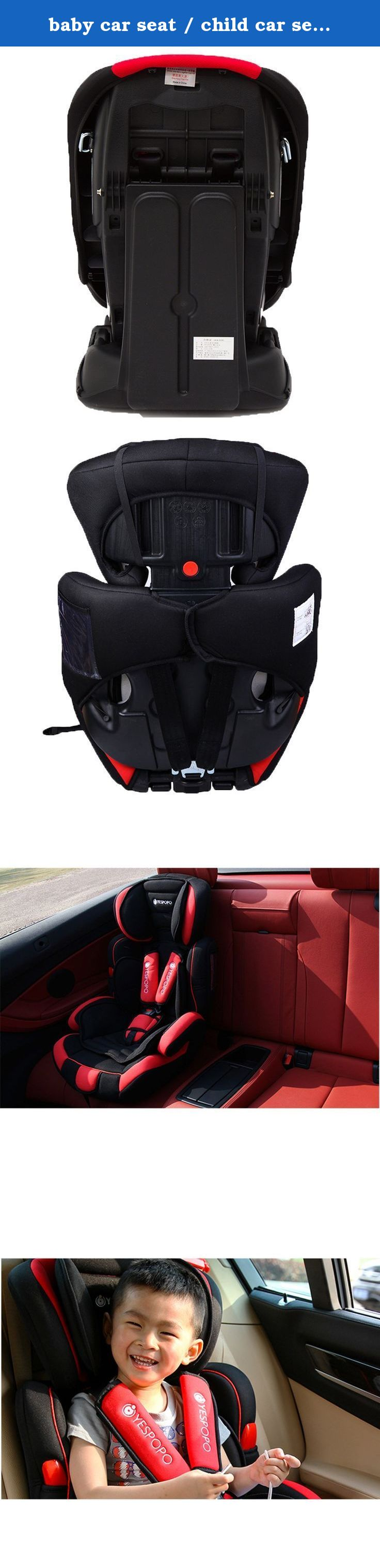 baby car seat / child car seat with E-mark certification for group 1 ...