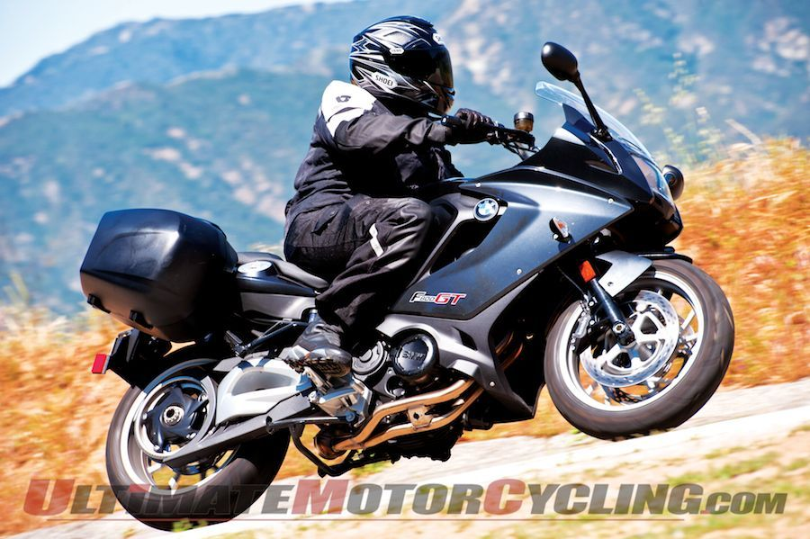 Ultimate MotorCycling reviews BMW's latest Gran Turismo