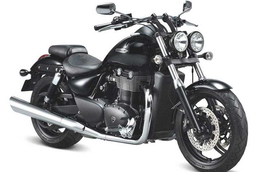 The Best Bikes Of 2012 Triumph Thunderbird Triumph Motorbikes