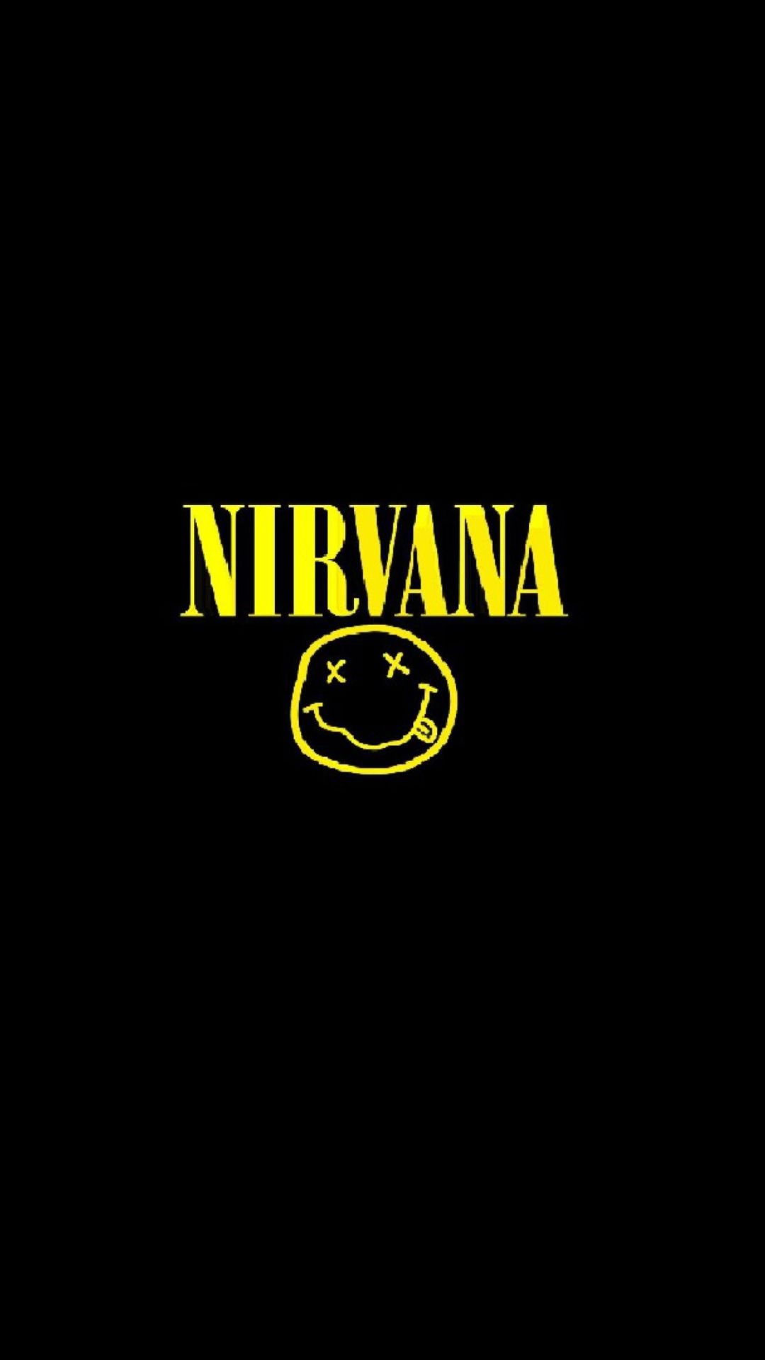 Nirvana Iphone Wallpapers
