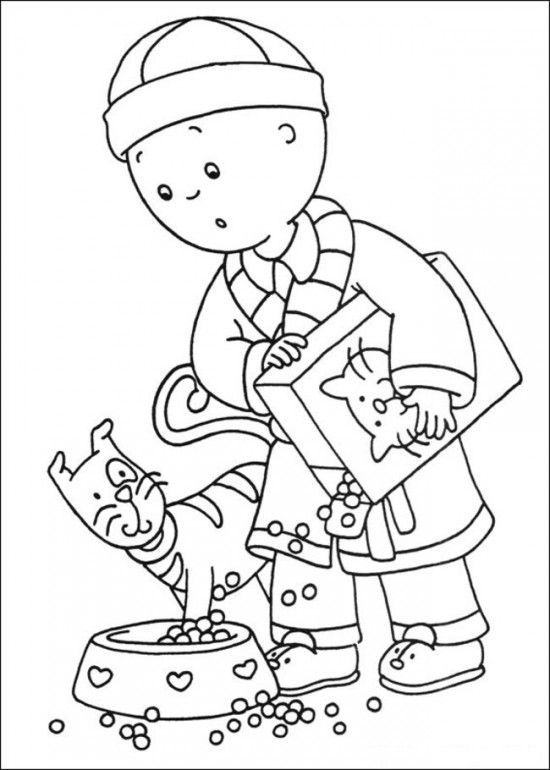 Free Printable Caillou Coloring Pages For Kids 1000 Free Printable Coloring Pages Fo Cartoon Coloring Pages Elmo Coloring Pages Coloring Pages For Teenagers