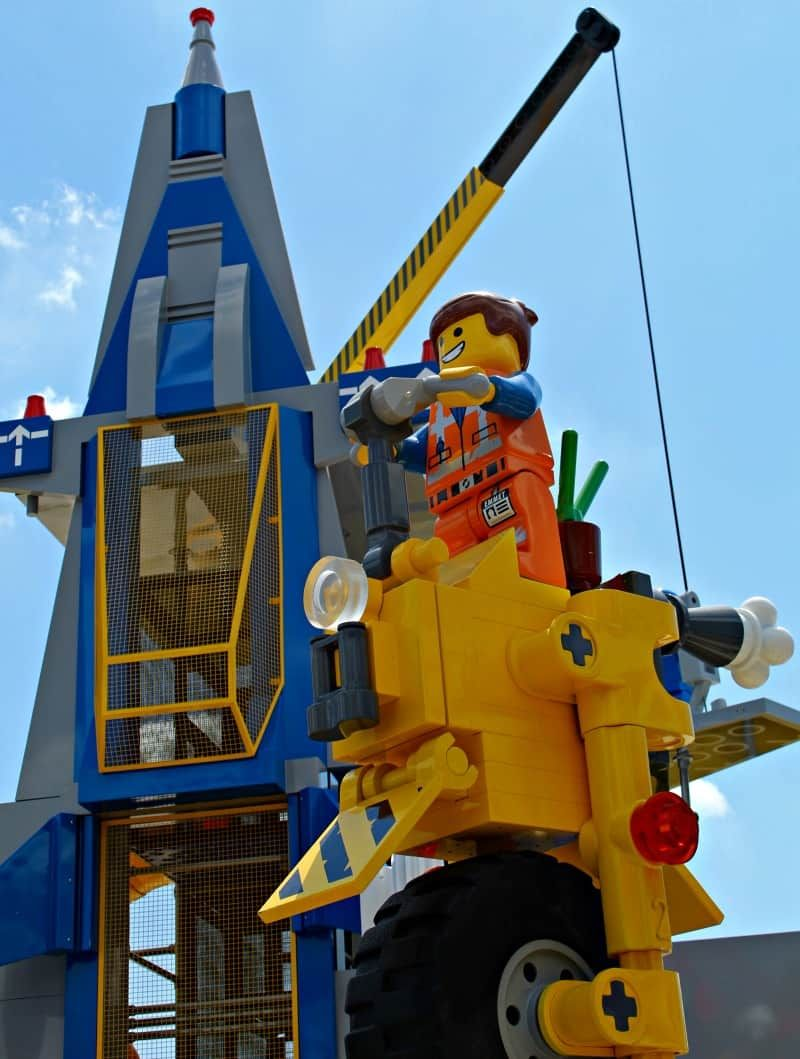 Lego Movie World is Open for Families | Legoland florida ...