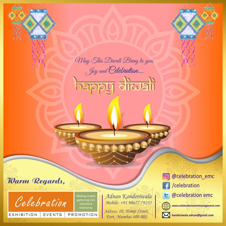 Celebration Diwali E Greetings Corporate E Greetings And E