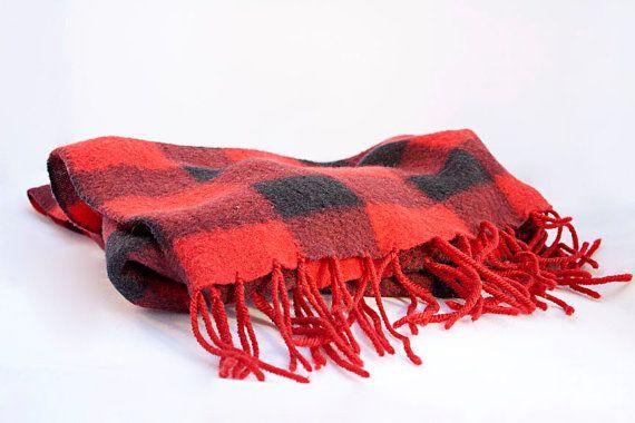 FLEECE FRINGE SCARF - light fleece scarf with long fringe