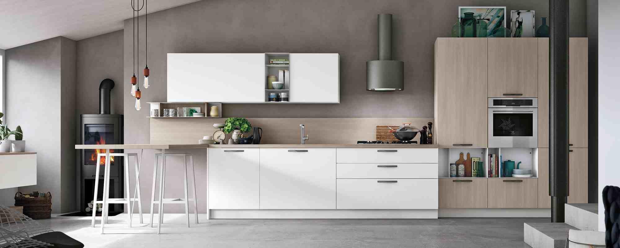 Cucine Moderne Stosa   Modello Cucina Infinity 18