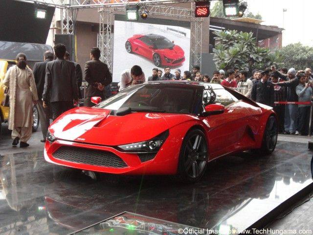 Dc Motors Avanti Stylish Supercar Specifications Features And