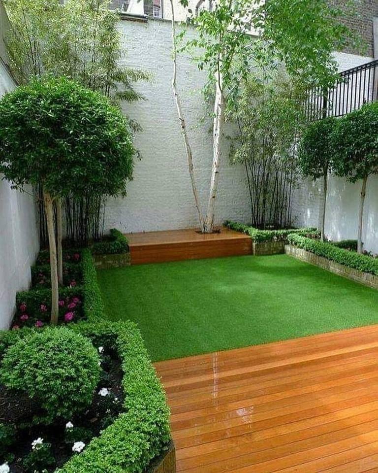 Landscape Design Software By Idea Spectrum: Small Garden Ideas & Small Garden Designs In 2019
