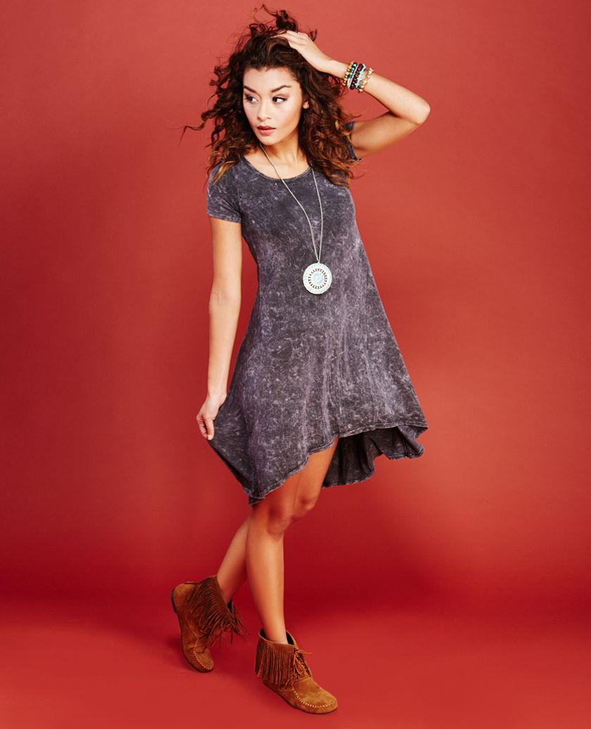 Gone grunge tshirt dress wet seal dressessessessessess