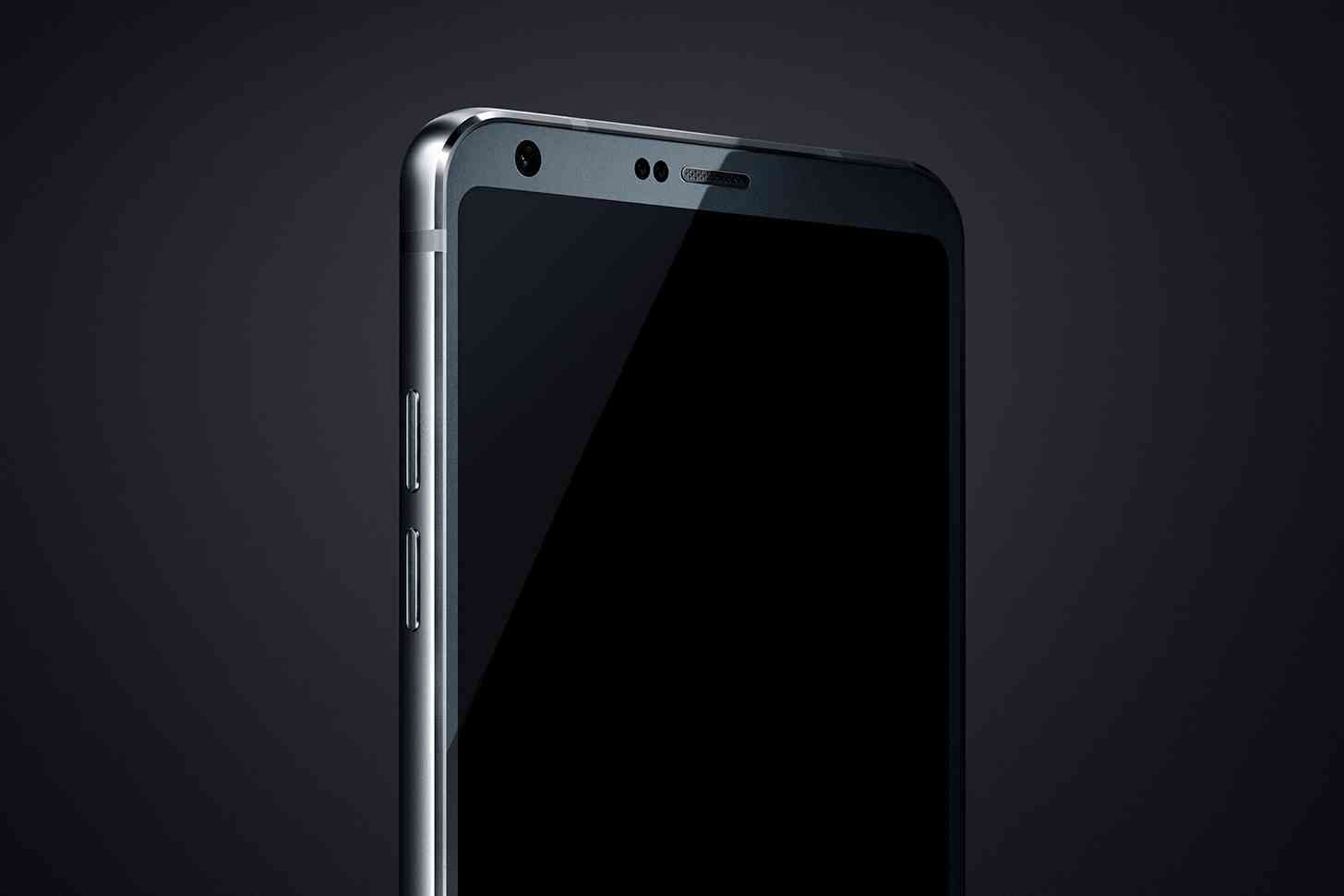 LG G6 image leak gives a peek at the front of the upcoming Android flagship