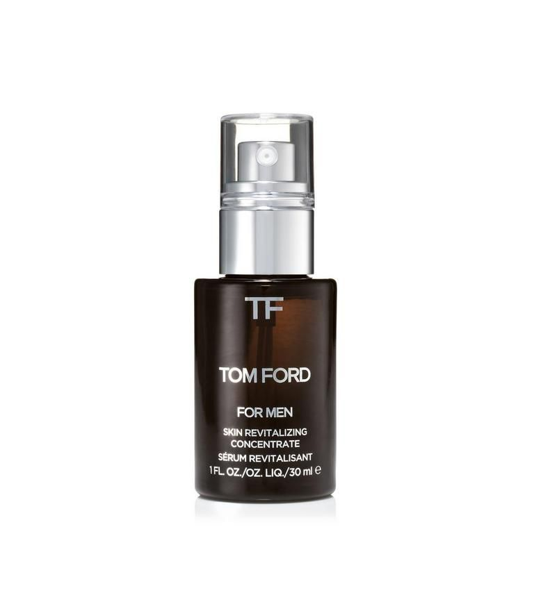 Look good in Tom Ford's makeup for men.