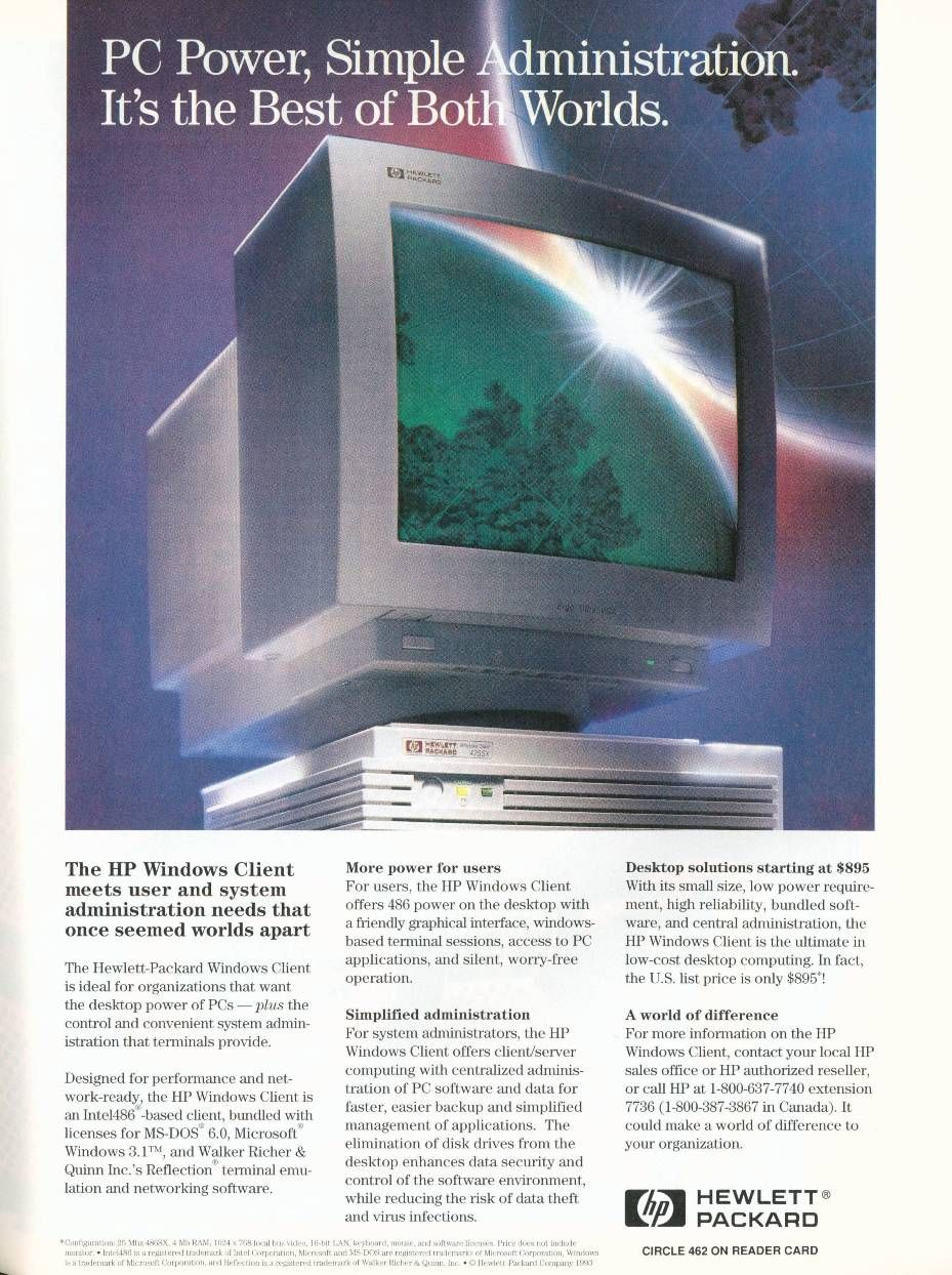 30+ Retro Print Computer Ads from the 90s - Vintage Geek Design