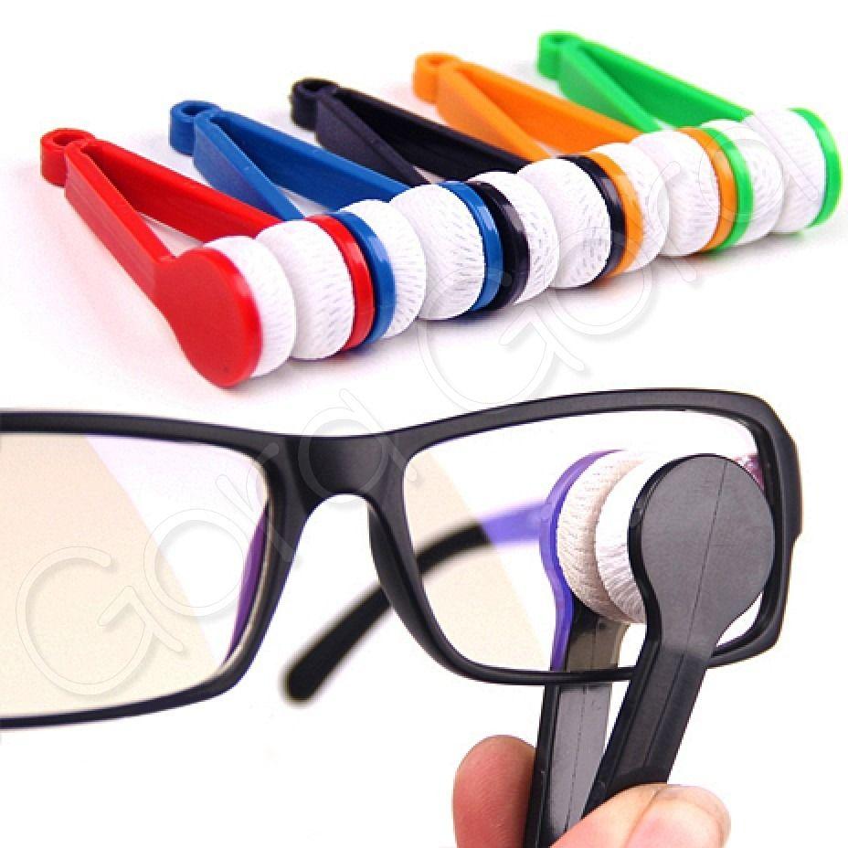 Limpia Lentes Anteojos Gafas 35 00 Limpiadores De Vidrio Cosas De Oficina Limpiador