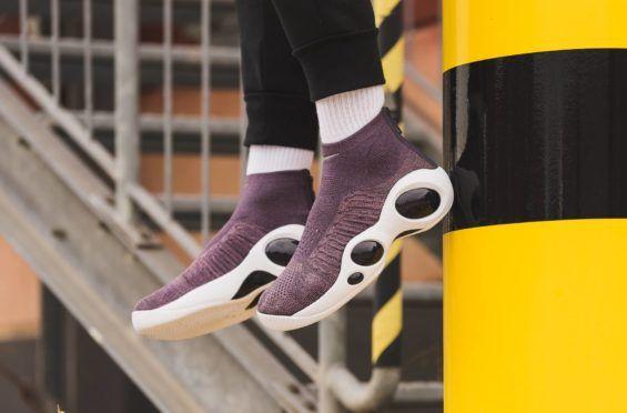 901b174fc5fd The Nike Zoom Flight Bonafide Plum Releases Next Week