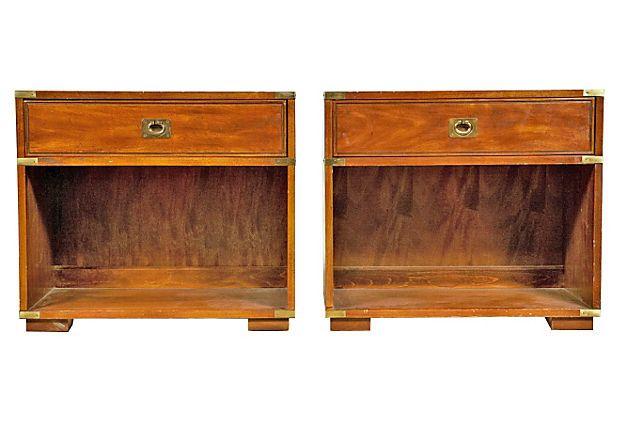 Thomasville Nightstands Pair Thomasville Furniture Thomasville