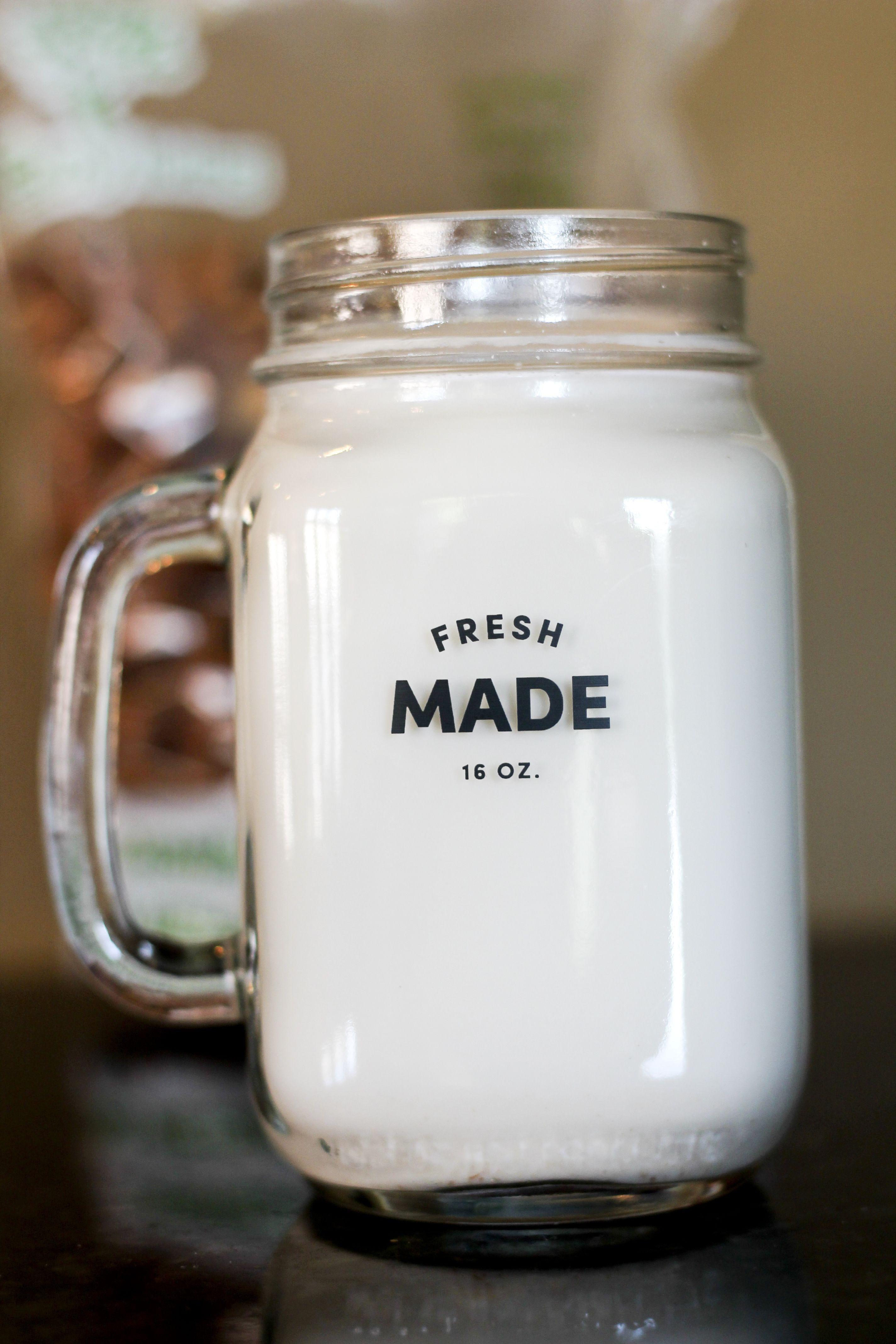 Homemade almond milk recipe almond pulp homemade