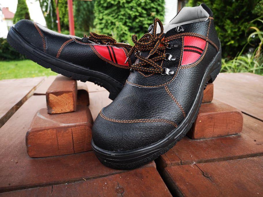 Polbuty Ochronne Meskie Wz 913 S 08 Lukpol Src 41 46 Boat Shoes Shoes Fashion