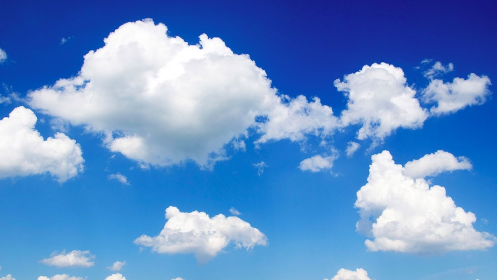 Too Embarrassed To Ask What Is The Cloud And How Does It Work Clouds Sky And Clouds Blue Sky Clouds
