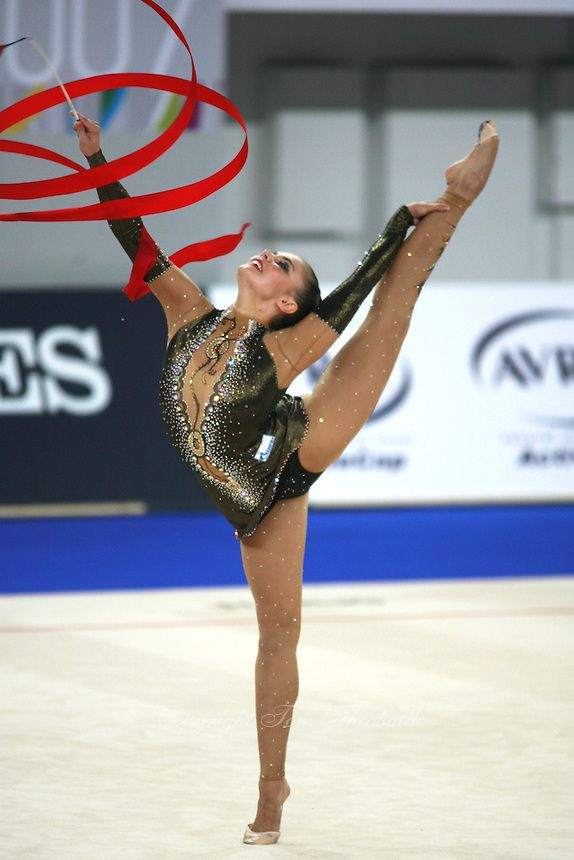 Alina Kabaeva (Russia) | RG Leotards | Pinterest | Sports ...