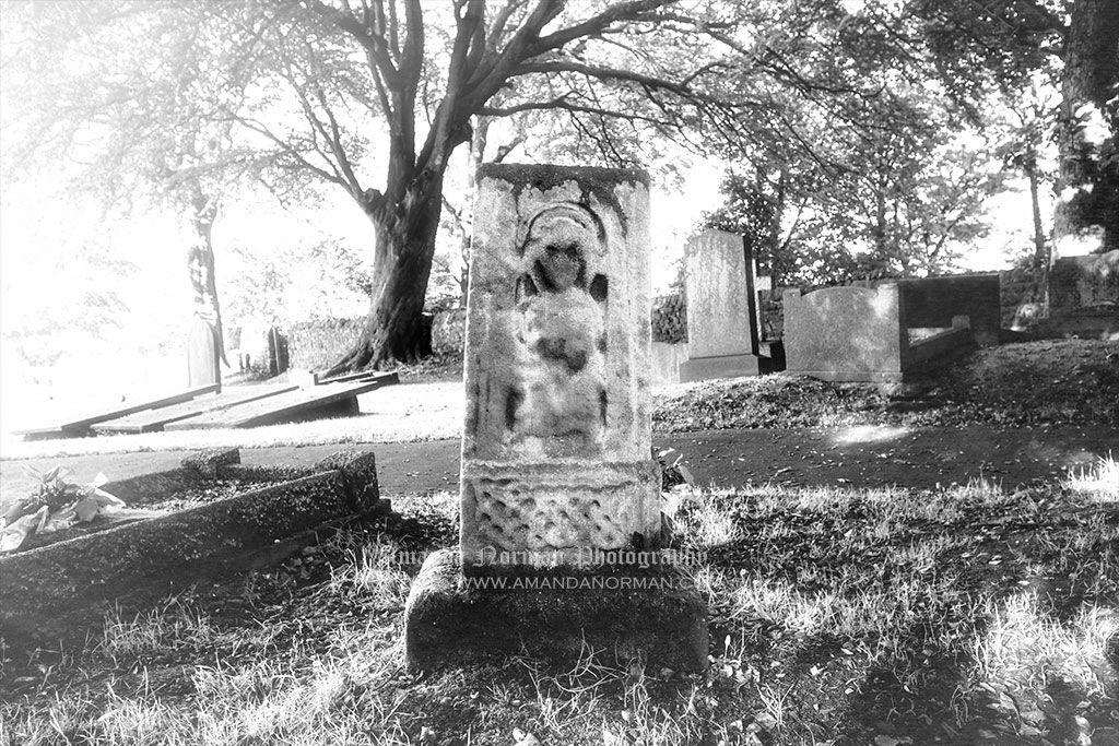 Heysham-Saxon-Cross-Shaft-10AKNorman  #Heysham #GothicHorror #Saxon #headstonesymbols #headstone #gravestone #tombstone #graveyard #cemetery #graveyardphotography
