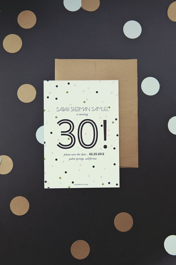 17 Best images about 30th Birthday invitations – 30th Birthday Party Invitation