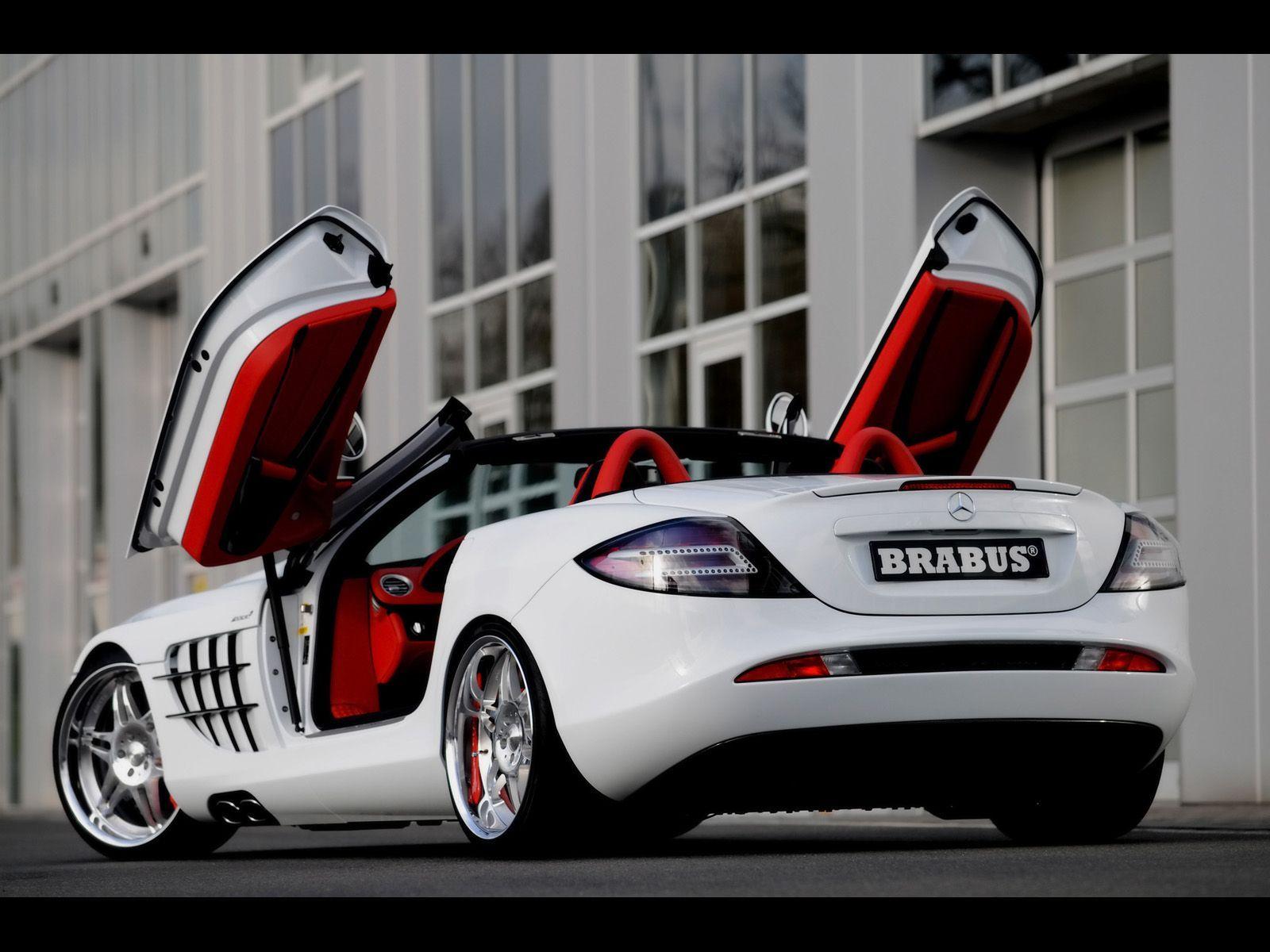 McLaren SLR Brabus