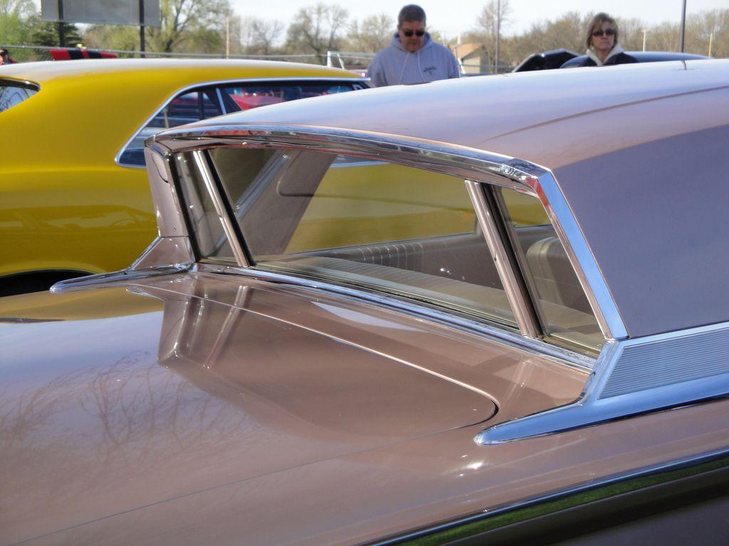 64 Mercury Monterey Breezeway Mercury Edsel Rear Window