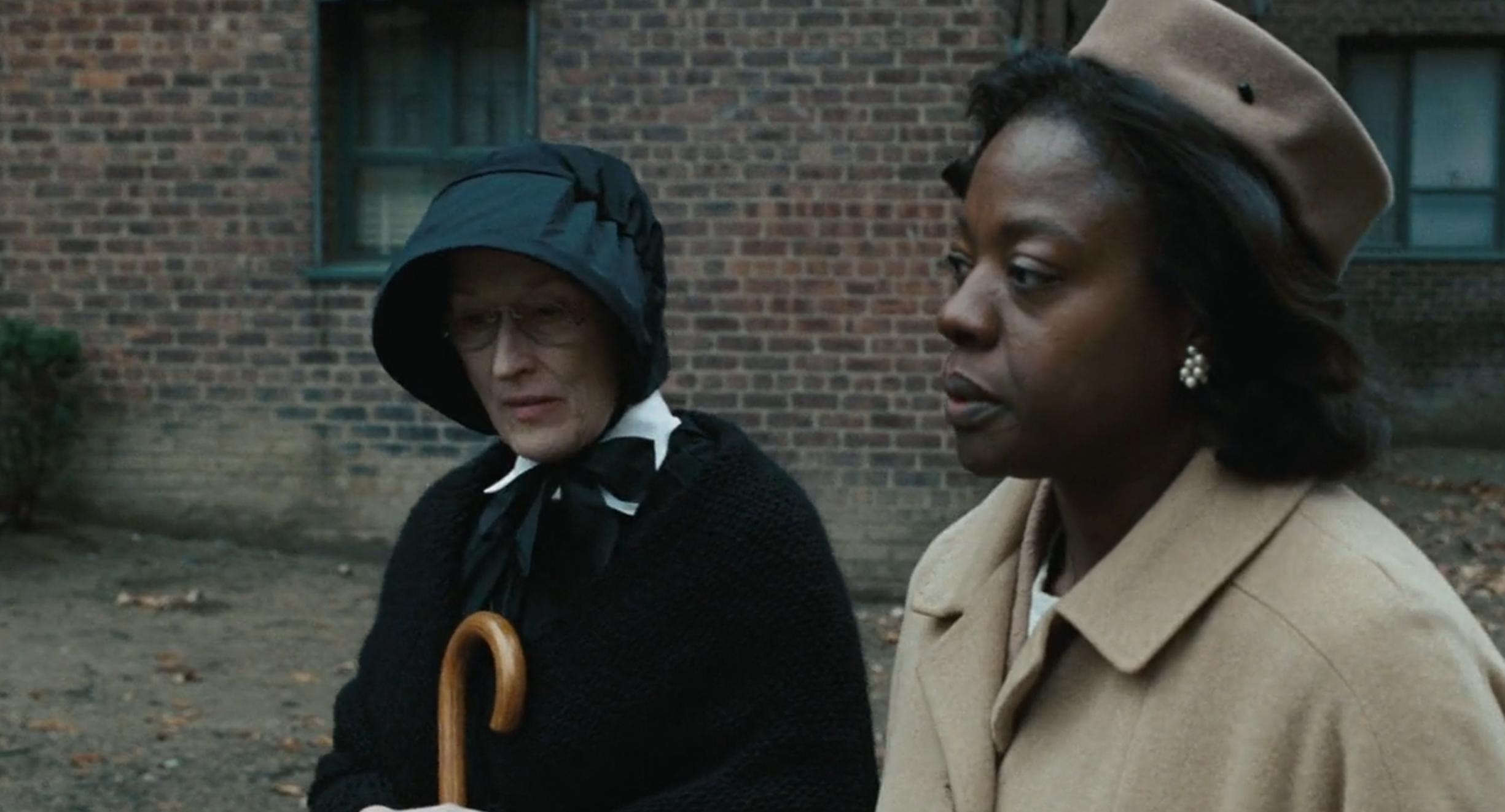 4. Viola Davis – Doubt :