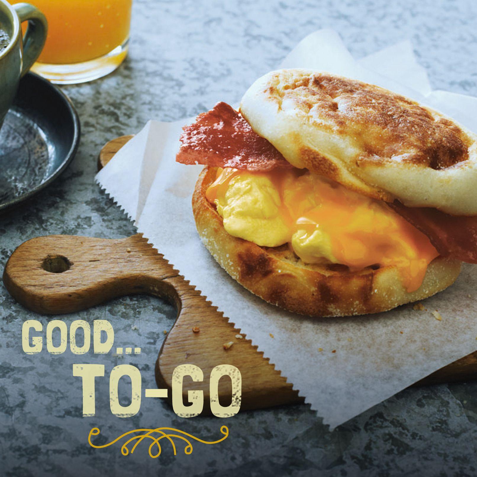 Grab And Go Breakfast Sandwich Recipe Kraft Recipes Breakfast Sandwich Recipes Breakfast Recipes Food
