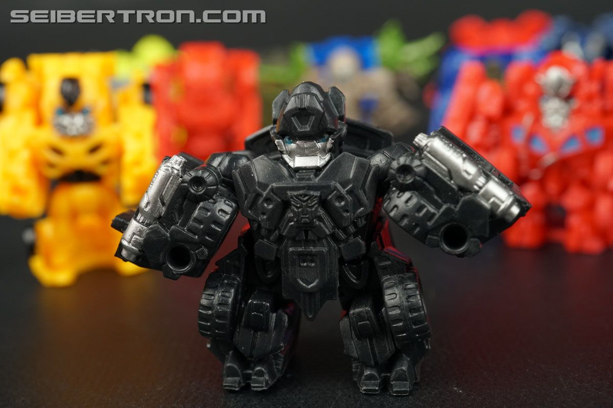 Transformers The Last Knight Tiny Turbo Changers Series 3 Barricade