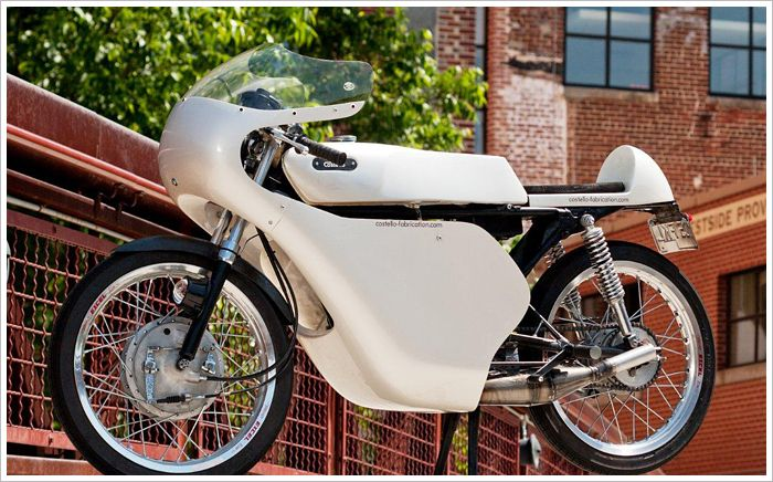 Yamaha Rd125 With Images Cafe Bike Motorcycle Yamaha
