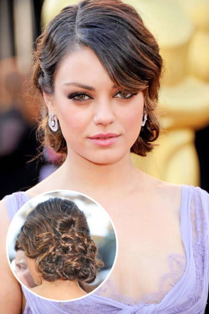 Magnificent 1000 Images About Old Hollywood Prom On Pinterest Gatsby Oscar Short Hairstyles Gunalazisus
