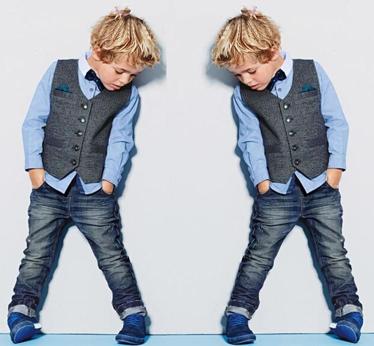 Boys Smart Casual Party Outfit 2 7 Years Dhians Outfits