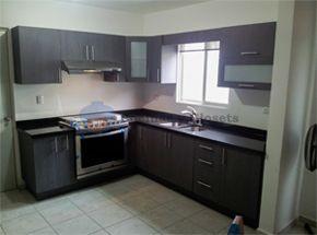 Banner cocina en l kitchen muebles de cocina ba os for Muebles de cocina modernos pequenos
