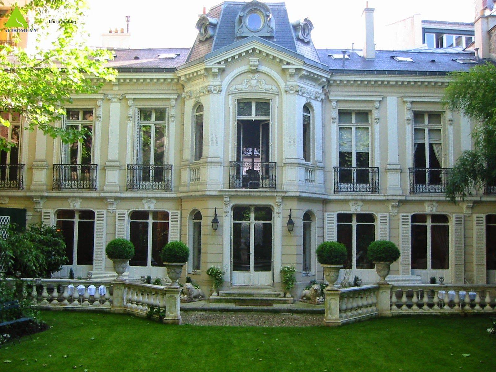Kiến trúc Pháp tân cổ điển