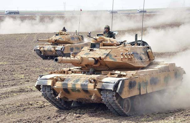 Batılı ülkelerin korkulu rüyası: T-14 Armata tankları