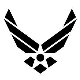 Air Force Logo Stencil Air Force Free Stencils