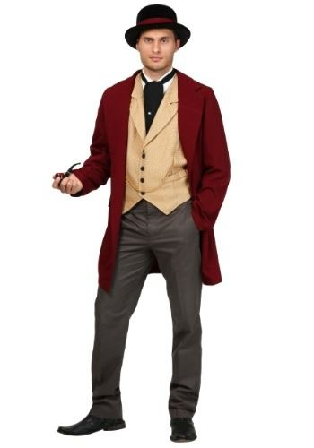 Our exclusive adult Riverboat Gambler costume comes with maroon jacket golden vest hat and  sc 1 st  Pinterest : vest costumes  - Germanpascual.Com