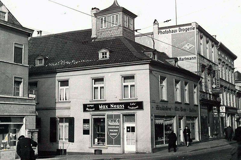 """Hier (altermarkt) war auch der  """"Heute bleibt die Küche kalt, wir gehen in den Wienerwald"""" http://altstadt-labor.de/wp-content/uploads/2013/11/foto-altstadt-mg-14.jpg"""