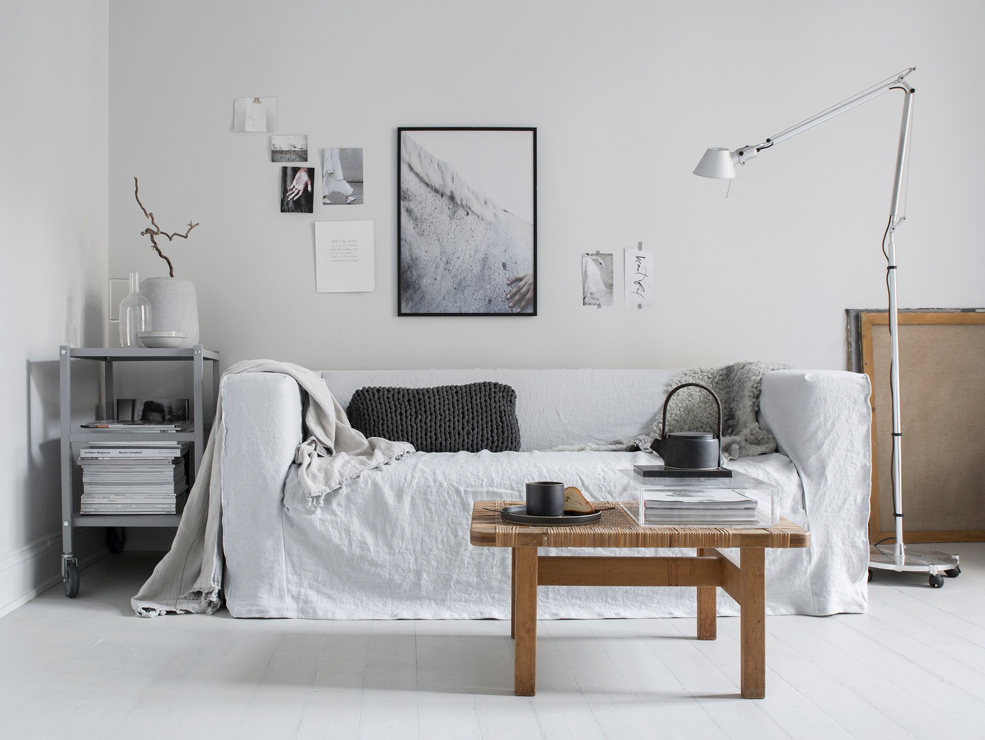 Klippan 2 Seater sofa cover Loose Fit Urban