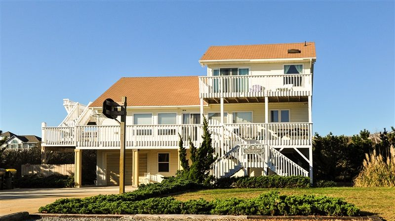 Twiddy Outer Banks Vacation Home - Sandpiper I - Corolla - Semi-Oceanfront - 5 Bedrooms