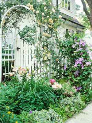Sonhando, Vivendo e Aprendendo: Fachadas de casas no Estilo Cottage