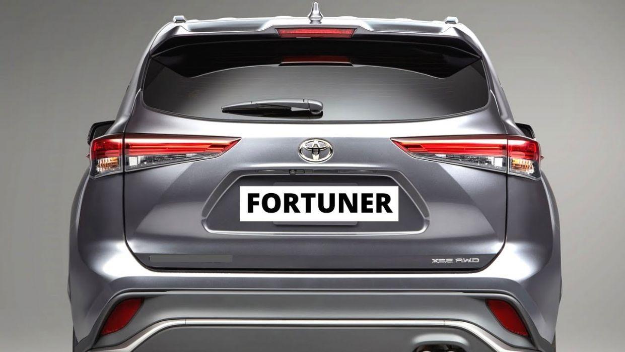 Toyota Fortuner 2021 Model Di 2020 Mobil Teknologi
