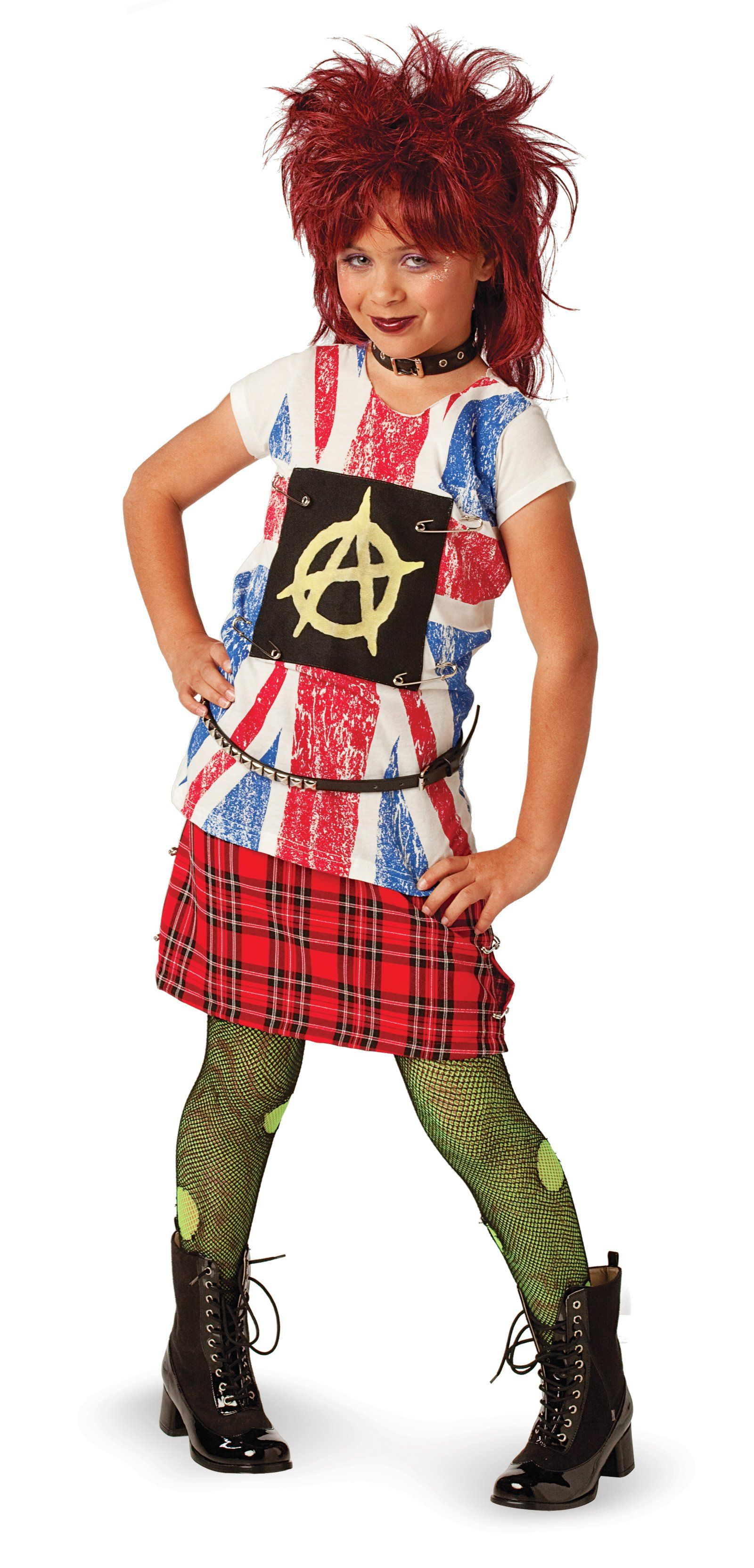 80's punk child costume www.buycostumes | costumes | pinterest