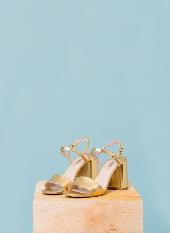 De Mujer Calzado 2016Zapatillas Uterqüe Limitada Ss Edición lTcFJK31