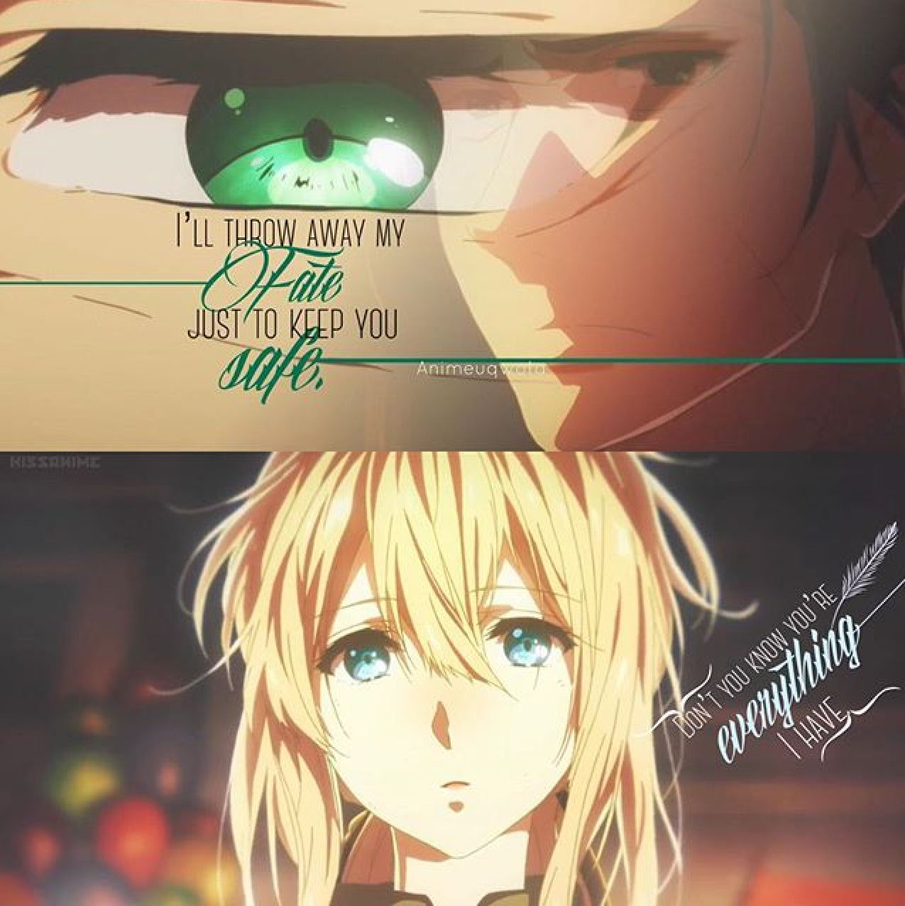 Pin on Violet Evergarden