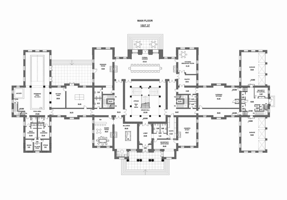 34 Awesome English Manor House The Different Kinds Of Houses Can Be Classified In 2 Ways Althou Mansion Designs Mansion Floor Plan Architectural Floor Plans