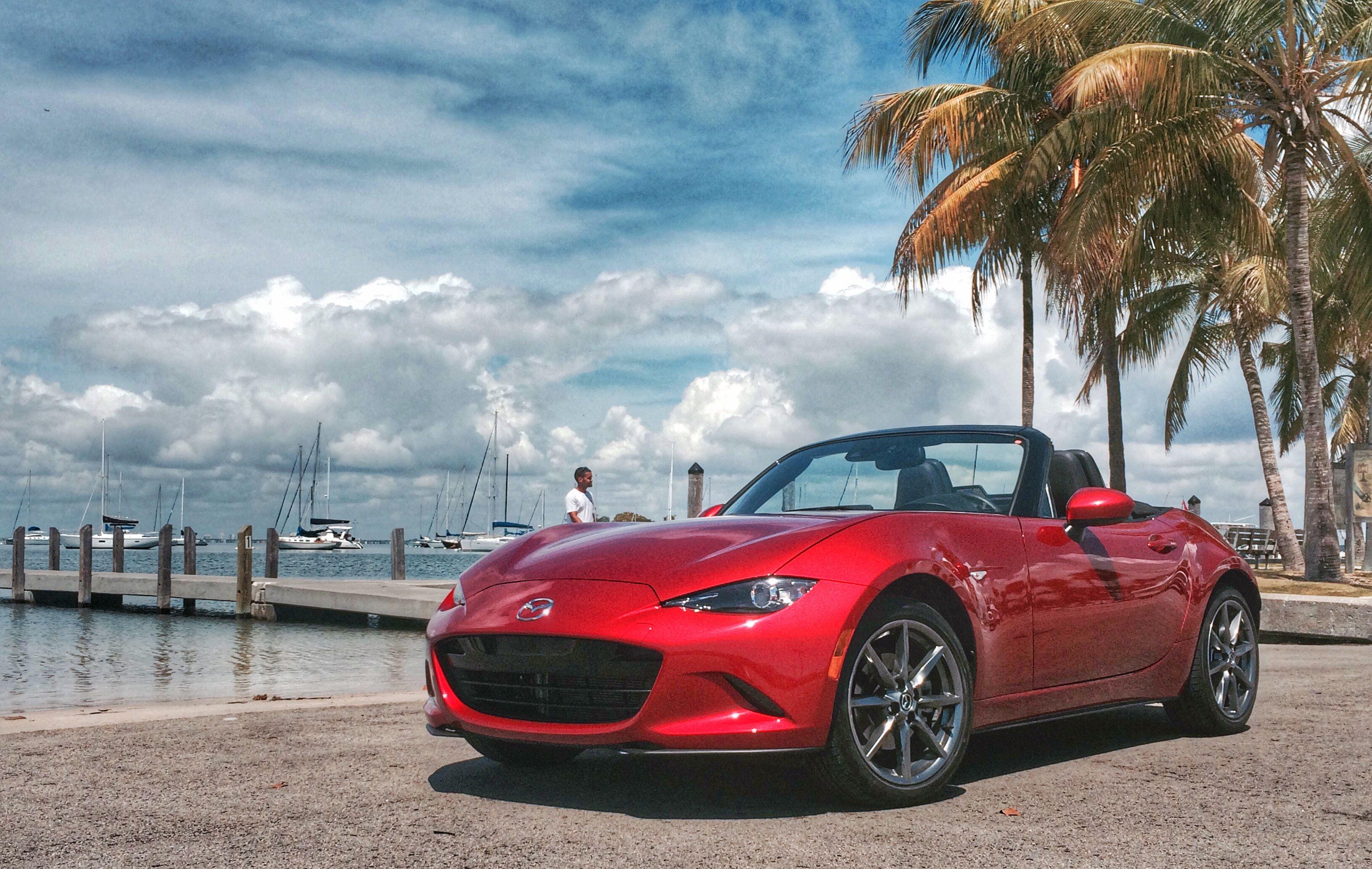 Exclusive 2016 Mazda MX5 First Drive Mazda mx5, Mazda