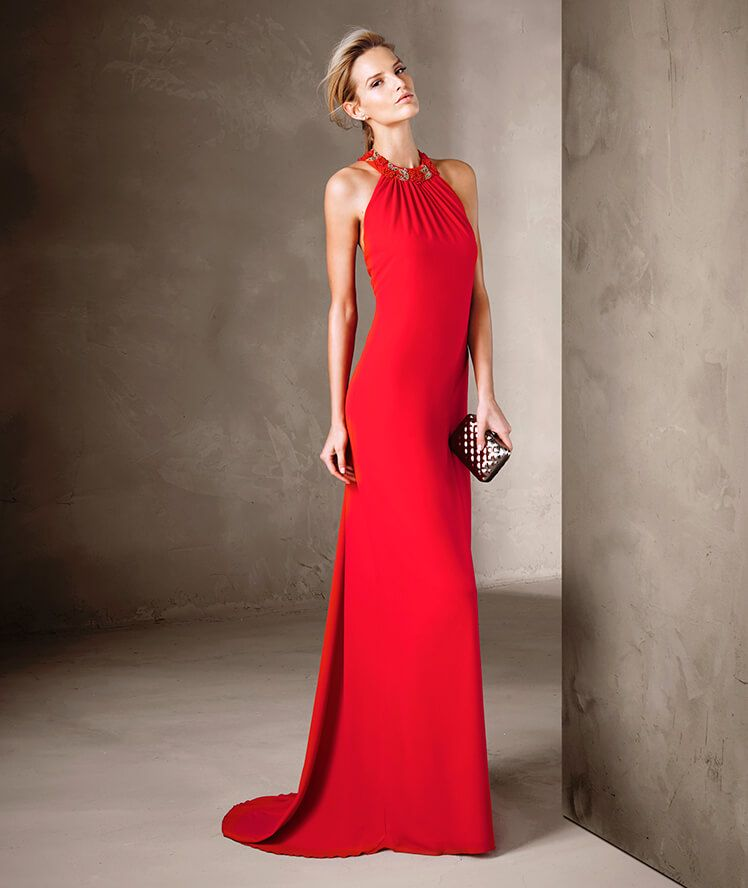 9863aab6bab6 44 Astonishing And Vibrant Cocktail Dress Collection launched by Pronovias  Abiti Mob