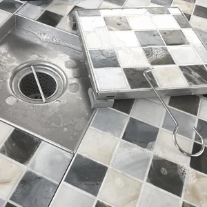 Sassari Square Shower Drain For Tile Insert In 2020 With Images